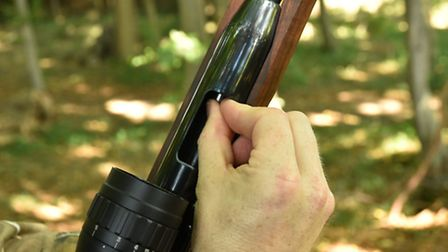 Pellets are loaded directly into the barrel for ultimate accuracy