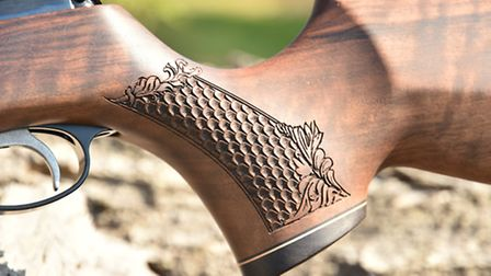 Laser cut chequering can offer almost any design you can imagine