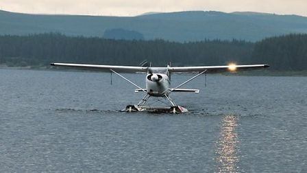 Landing on water, one of aviation's great experiences