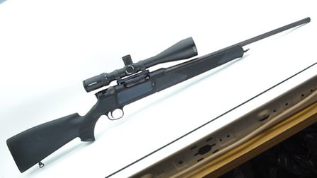 Strasser RS05 in 243 Winchester