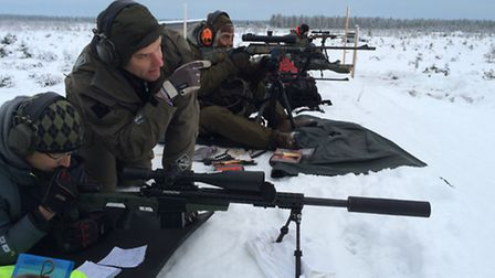 Low temperatures need not hamper your shooting