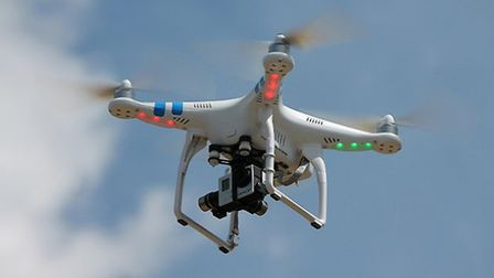How much danger do drones pose to aircraft? | Kiva Duckworth-Moulton, Flickr CC2.0
