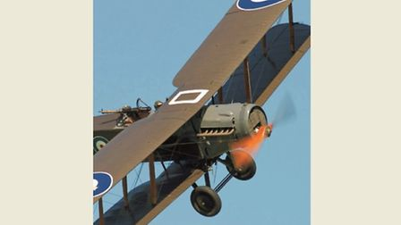 In pitch, the aircraft is light and sensitive; in roll she is sluggish