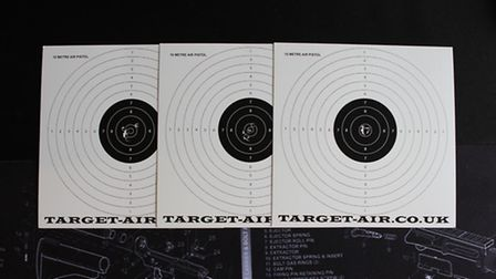 The results speak for themselves - .177 at 55-ish yards