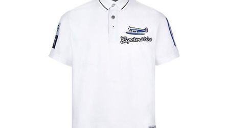 Available in white