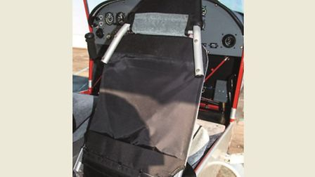 One welcome car-like feature is that the seatbacks fold, allowing full access to the baggage bay