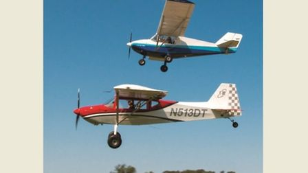 While we'd recommend the taildragger version, the S-20 can be configured in tricycle undercarriage f