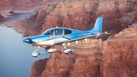 Generation 6 over Lake Powell