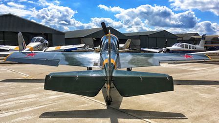 Extremely effective tailwheel lock