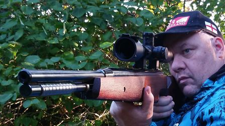 Optisan EVX 10x44i - almost the perfect scope for HFT and hunting