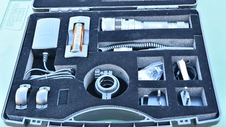 The kit is totally comprehensive