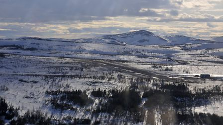 The view at Makkovik