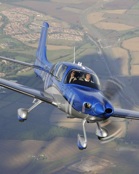 Careful attention to the aerodynamic detail means that the SR22T will hit 213kt, despite its fixed