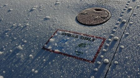 It's frozen here, but faulty seals on fuel fillers are a prime cause of water getting into the tanks
