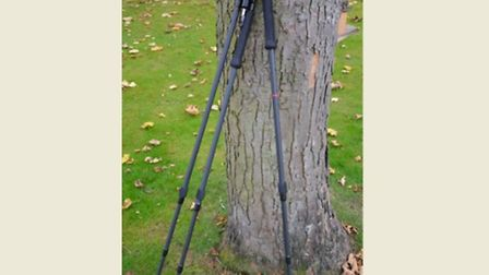 Removal of single legs give you trekking poles, still with magnetic spigots at the top