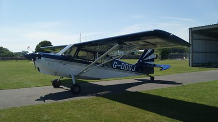 Western Airs Decathlon has ten students learning tailwheel and/or aerobatics