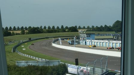 Thruxton offers plenty of driving experiences