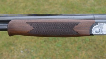 C&H windsor game gun test The schnabel forend is well suited the gun although a rounded design woul