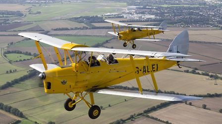 Cambridge Flying Group. Photo by Ben Montgomery
