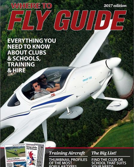 Pilot's Where to Fly Guide 2017