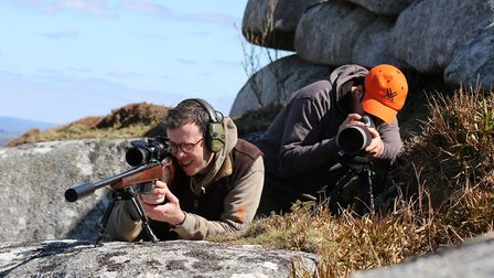 training in real world field conditions is useful for all hunters