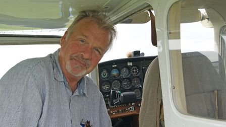 Mike Beeston is a CAA Authorised Examiner based at Exeter, although he keeps his Cub at Dunkeswell