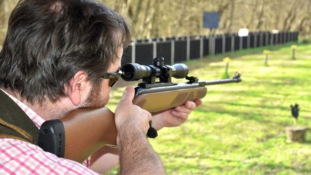 Great balance makes for a rifle that comes to the aim very naturally.