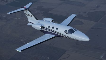 Textron Aviation to deliver final Cessna Citation Mustang. Photo: Textron