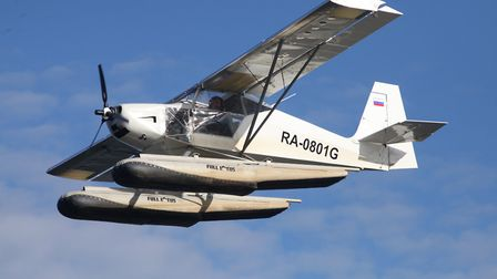 Just Aircraft SuperSTOL Utilized in Russian Wildlife Studies