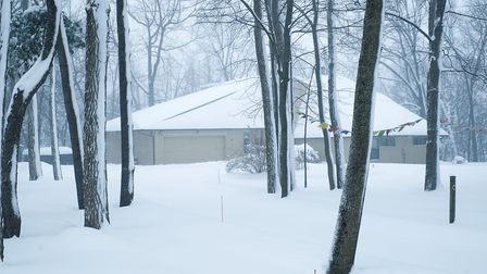 You want snow? They have a bracing 90 inches of the stuff to enjoy every year.