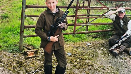 The properly proportioned stock proved a winner, just as it should