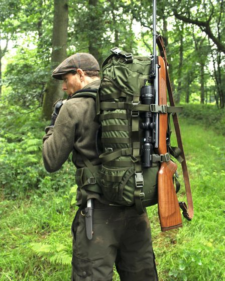 My superb Raccoon 45 is available through Military1st