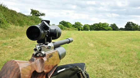 75 yards is a very long way to shoot an airgun pellet accurately