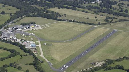 Fairoaks is one of only two active GA airfields in Surrey