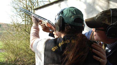 Top tips for budding clay shooters