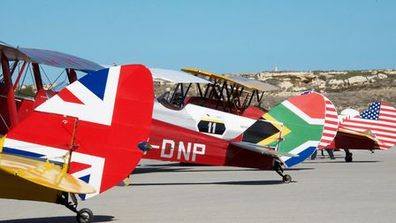 Teams of all nationalities gathered for last years Crete2Cape event