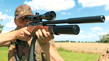 Dave has fallen in love with his new BSA R-10 SE Super Carbine rifle and if youve ever shot one you