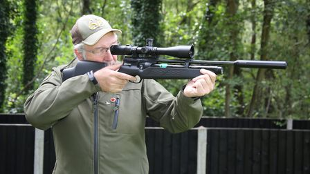 The standard sporting hold is familiar but in many situations a bullpup can offer improvement. PLAC