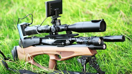 SniperScopes Ratta kit: set up and ready to go in five minutes