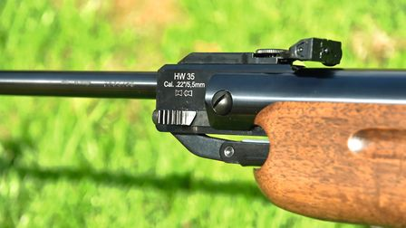 This barrel locking system was ground breaking whein I first saw it