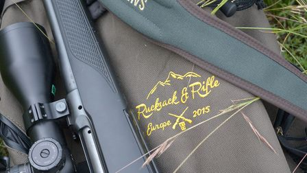 Tim Pilbeam is hunting in Croatia for the FieldsportsChannel series Rucksack & Rifle. He is using a