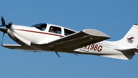 PHOTO: WINDECKER AIRCRAFT - The Eagle is a handsome all-composite US design