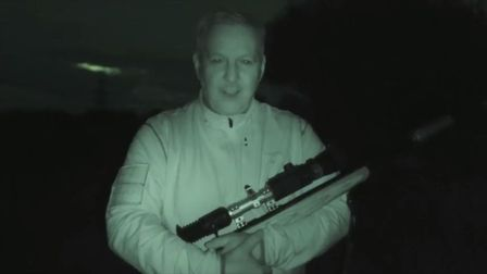 The Night Vision Show