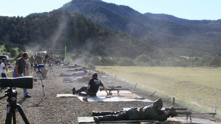 50 Cal World Champs... a ban would spell the end of GB's success at such events