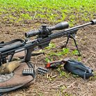 rsh nov gun test 13.The gun was not too bulky for some early Autumn pest control over the rapidly re