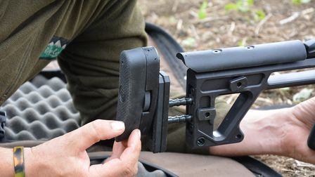 rsh nov gun test 20. Both recoil pad and its adjustment mechanism speak volumes about the suitabili