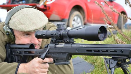 rsh nov gun test 8. The Bergara was a delightful tool with which to reach out to long ranges with t