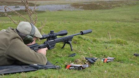 rsh nov gun test 9.Broad adjustability made the stock comfortable for shooters of all heights and qu