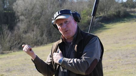 rsh interview nov Andrew believes the key to hunting is simplicity