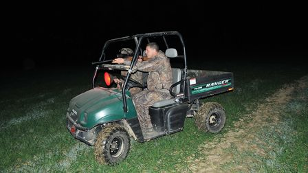 rsh interview nov Pest control is different to hunting